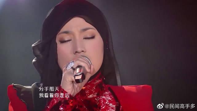 实力唱将高音公主茜拉翻唱《想你的夜》……