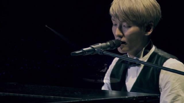 今天想回顧這首鋼琴抒情歌~ KEITA -「Side by Side」in 2013 Si