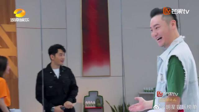 被迫营业好难! 黄晓明、赵兆、阿kenn表演劈叉?