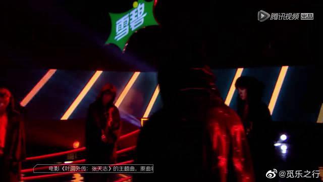 BlackACE高燃翻唱张杰《我是来揍你的》……