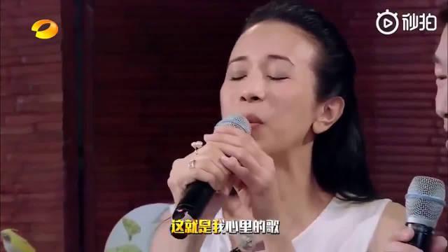 莫文蔚费玉清合唱《当你老了》,超好听,一听就喜欢上了