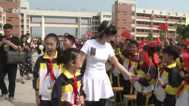 江西遂川:荧屏小学里的央视情