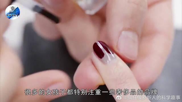 迪奥小帅哥为了女友,学习涂指甲油,选对颜色肤色至少白一度