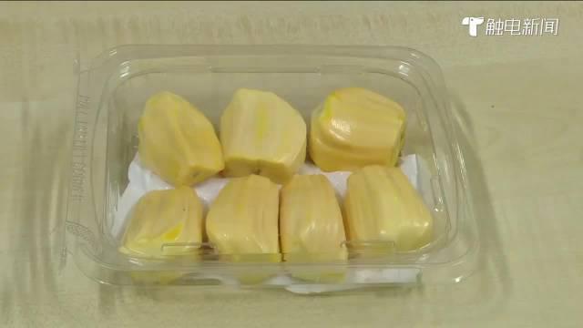 深圳一女子吃水果吃进了医院!因一颗菠萝蜜核差点撑破食道