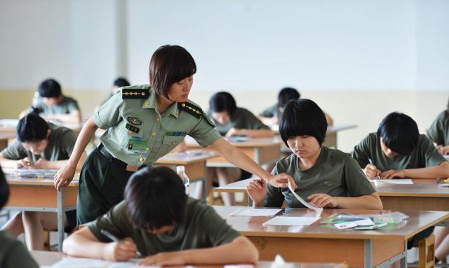 专科生大一当兵和大三当兵,有4大区别,学生和家长须知