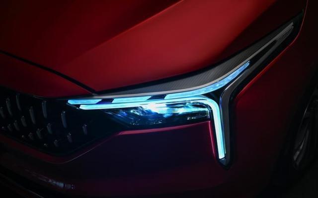 新一代奔腾B70官图发布,采用了全LED灯源
