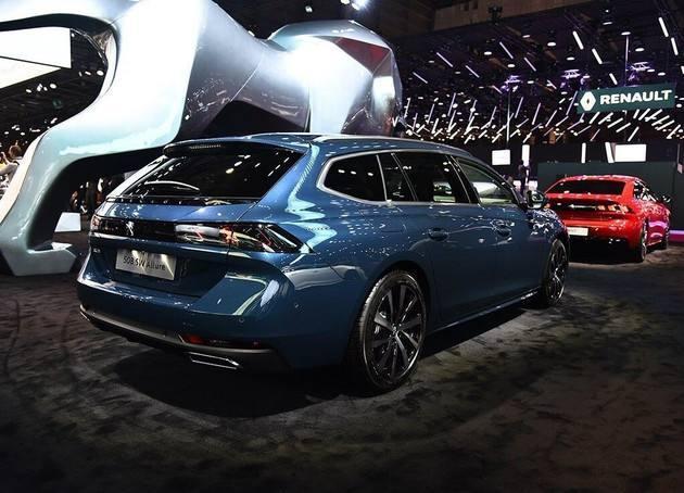 全新法系跨界旅行版车型亮相!配无框车门,外观炫酷搭2.0T+8AT
