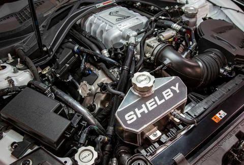 野马GT500新增谢尔比签名版 全车遍布毒蛇标识 增加40马力