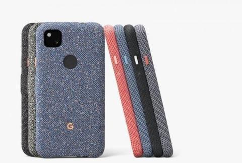 谷歌推Pixel 4a手机壳:可放洗衣机清洗 2个塑料瓶能做出5个