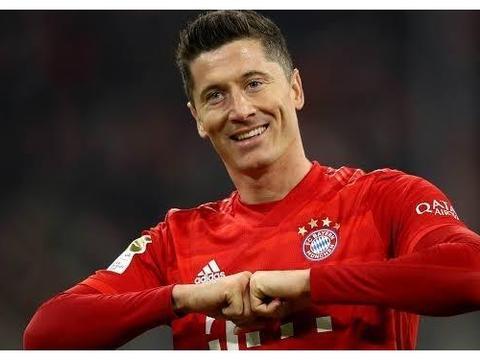 如果没有点球,莱万才是欧洲金靴,C罗无法进入欧洲前5