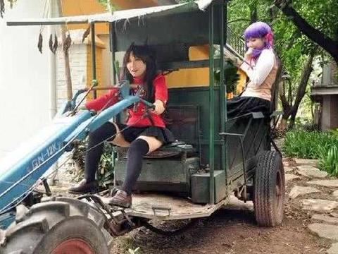 外国人看不懂的中国之谜:中国单缸柴油机,怎么在哪都有它?