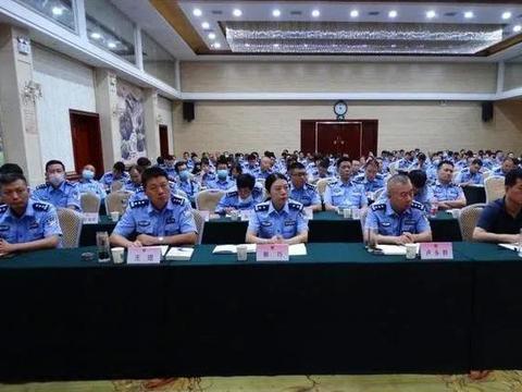 公安秦都分局举办《中华人民共和国民法典》专题培训