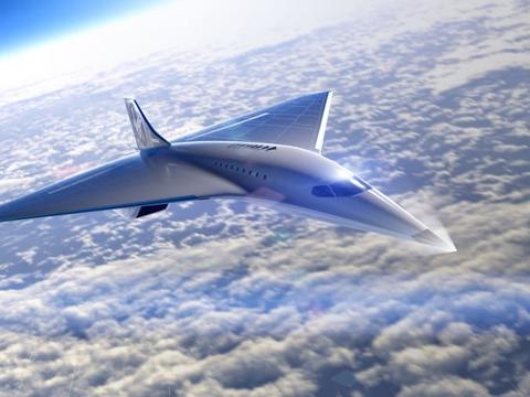 维珍银河将开发时速3马赫的飞机,打破跨大西洋用时纪录