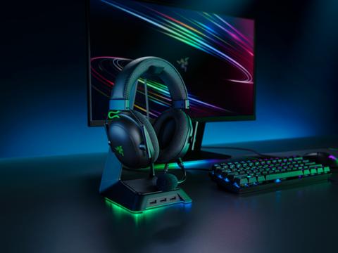 雷蛇推出BlackShark V2新品 59.99美元起售