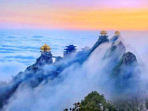 河南人气最旺的八大景区,少林寺只排第三,龙门石窟屈于第二