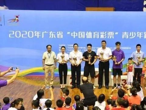 佛山队斩获2金1银2铜!广东省青少年蹦床锦标赛在佛山落幕
