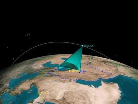 部署中东的美军基地再无秘密可言:伊朗间谍卫星首度公开完整图像