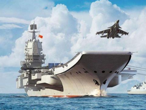 中国海军将今非昔比,003航母传来好消息,004航母也逐步浮出水面