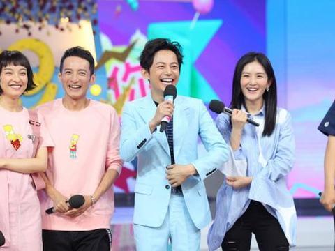 何炅:独身闯荡娱乐圈28年,从不签约经纪公司,芒果台只是兼职