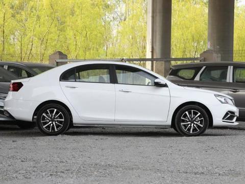 吉利的销量支柱,裸车价3.73万,国六标准,月销21100台