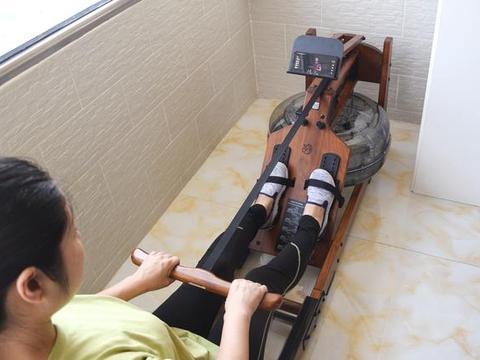 老罗直播种草系列!野小兽智能水阻划船机,减肥、塑形就靠它