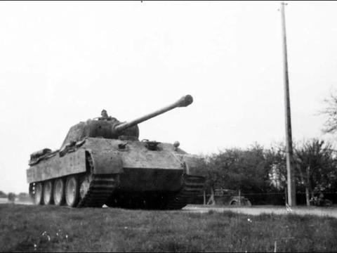 """盟军在诺曼底碰上的""""硬骨头""""武装党卫队第12装甲师"""