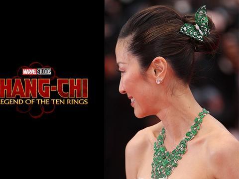 继梁朝伟后又一巨星加入漫威《上气》,这次是大家熟悉的她 !