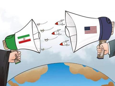 一艘航母从伊朗港口驶出,军方下令击沉!伊方点醒美国:今非昔比