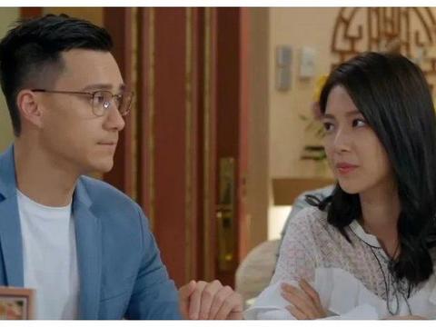 刚入行就被TVB捧当女主,她在新剧《迷网》表现如何?