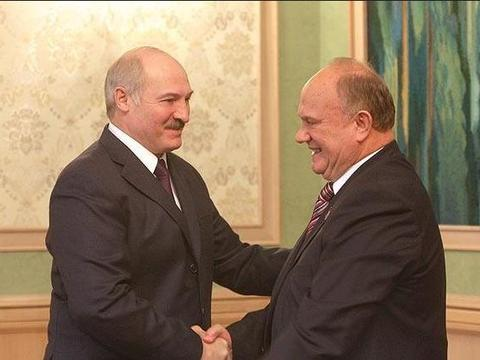 久加诺夫:白俄罗斯有竞争力,海外势力介入,人民能选出正确总统