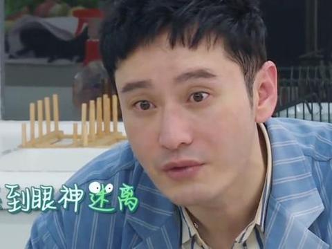 《中餐厅4》黄晓明颜值惹争议 本尊晒素颜自拍回应