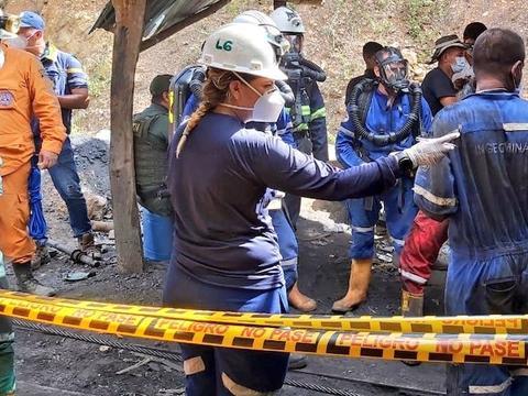 哥伦比亚一座煤矿发生爆炸 致9名工人死亡
