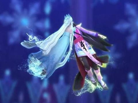 """叶罗丽:那些让人误解的镜头,王默成为拾荒者,""""颜冰""""在接吻?"""