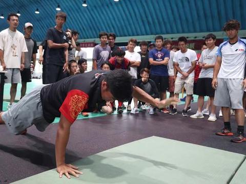 """北京市体育局举办""""体能争霸赛""""  为运动队强化体能备战两运助力"""