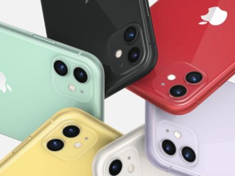母子在海外成功欺骗苹果售后1100部假iPhone花749元换真机