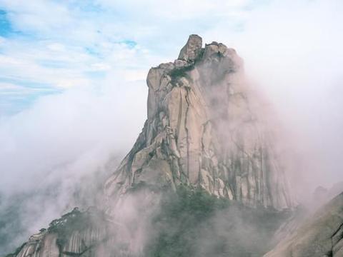 安徽新晋网红景点,中国第三大高山人工湖,景色可媲美长白山天池