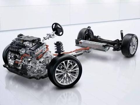 一汽丰田销量大涨40%,你应该感受到了TNGA的恐怖