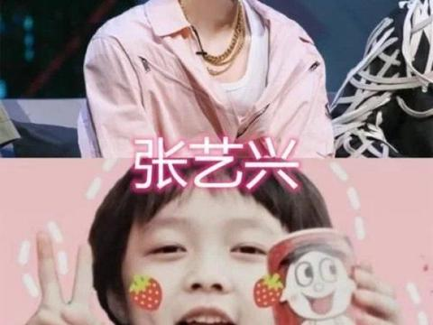 EXO成员小时候,张艺兴可爱,吴世勋帅气,看到灿烈从小就皮
