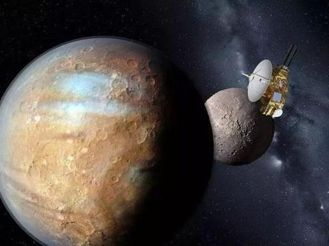 如果能登陆冥王星,你会看到怎样的世界?那里的太阳有多大?