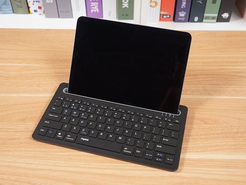多平台兼容 便携生产工具 雷柏XK100蓝牙键盘评测