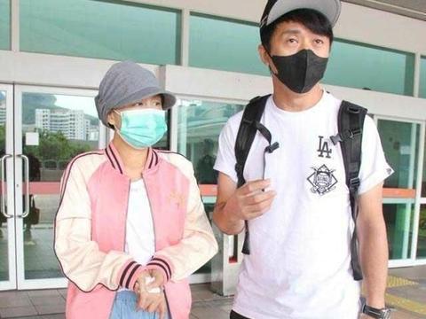老婆病情恶化肿瘤剧痛!前TVB男星急送妻入院救治:自责照顾不周