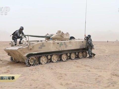 让敌人倍感压力,我空降兵一装甲车可重装空投,成突击作战的利器