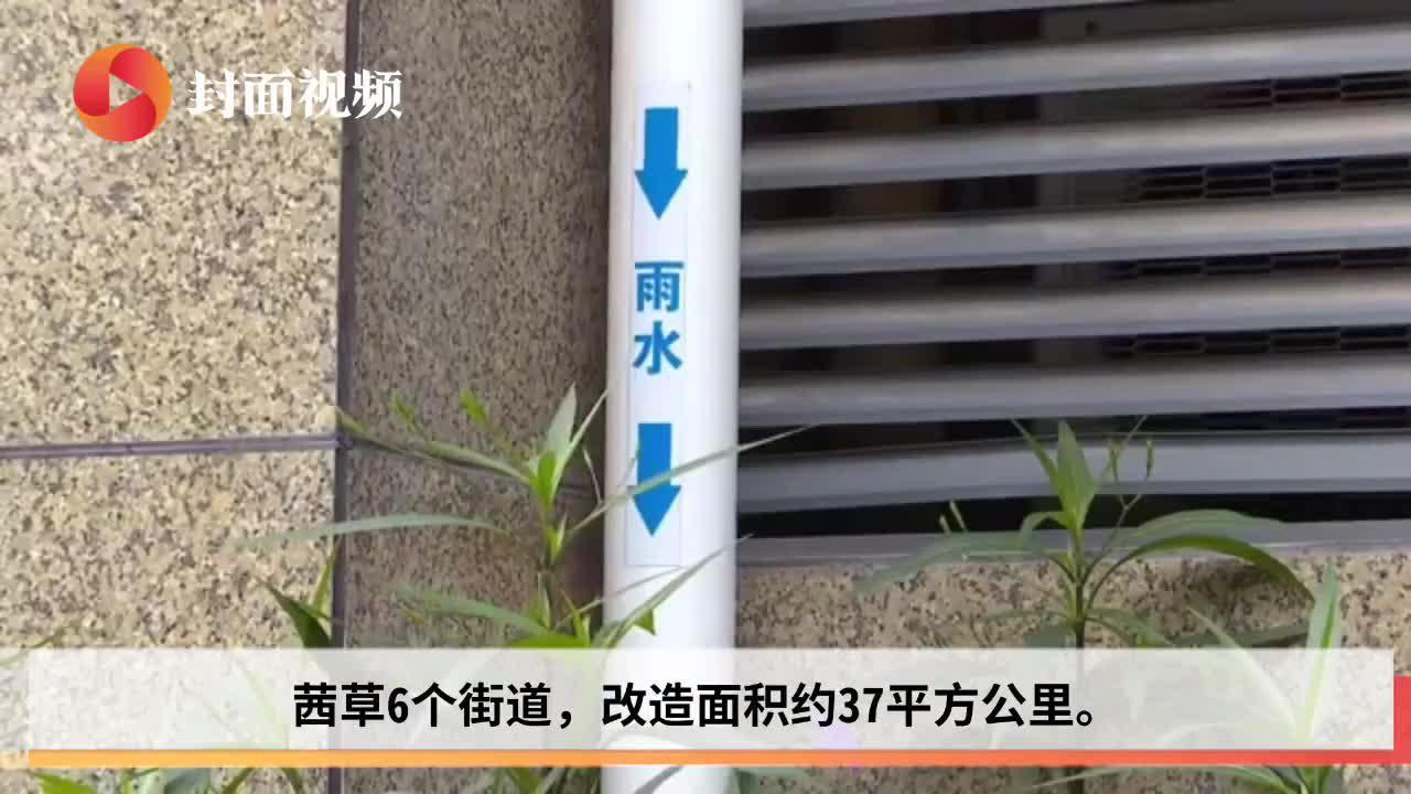 总投资8.6亿元 四川泸州江阳区雨污分流整体改造项目预计年底全面完工