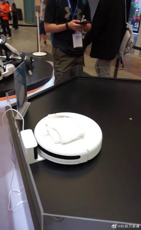 小米智能扫地机器人超好用,你也来试试吧