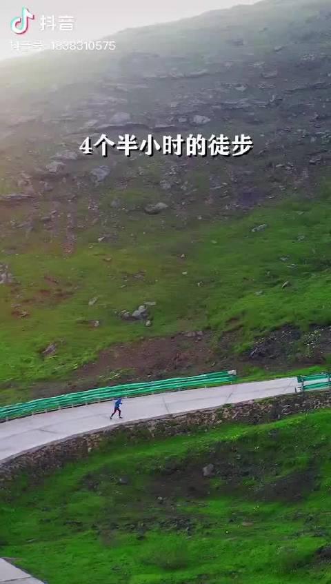徒步长白山72道弯,细细品味完整垂直景观带!