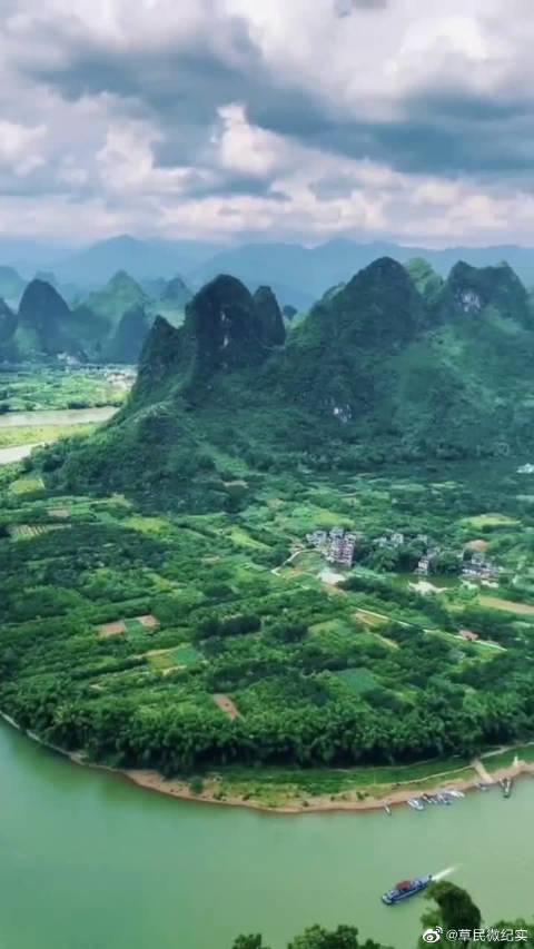 你要是不走出去,怎么知道你想要什么,带你领略桂林山水甲天下