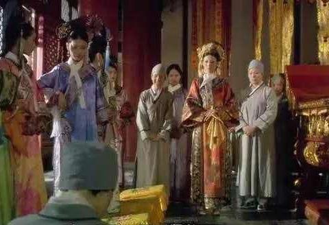 《甄嬛传》甘露寺沈眉庄求情被罚跪,为何回来后故意抹很多药油?