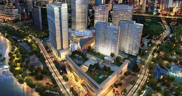 2020年7月上海市打浦桥商圈写字楼市场租赁情况