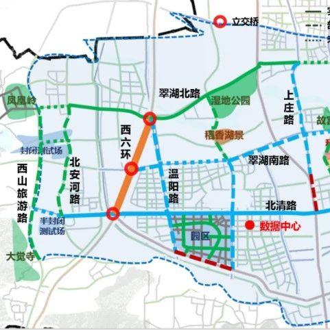 规划抢先看!中关村科学城自动驾驶示范区未来什么样?
