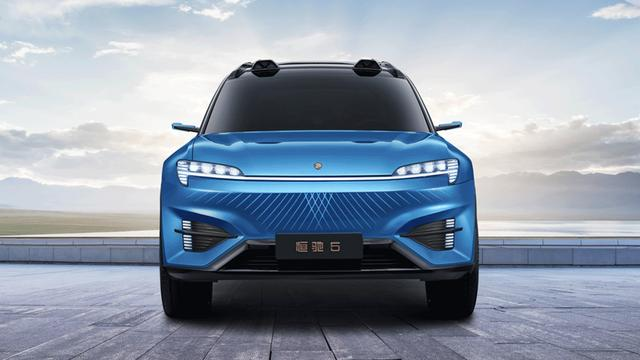 颜值与实力兼备,恒驰5引领都市SUV新时尚